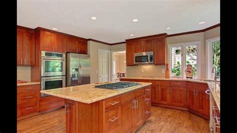 kitchen cabinets cherry wood ashtonizing cherry wood kitchen cabinets 5957