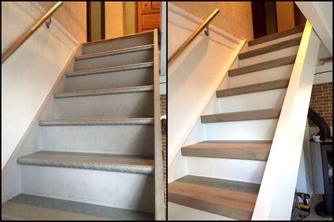 comment recouvrir des escaliers en beton comment recouvrir mon escalier int 233 rieur r 233 solu