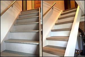 comment recouvrir mon escalier interieur resolu With superb peindre un escalier bois 5 recouvrir un escalier en carrelage