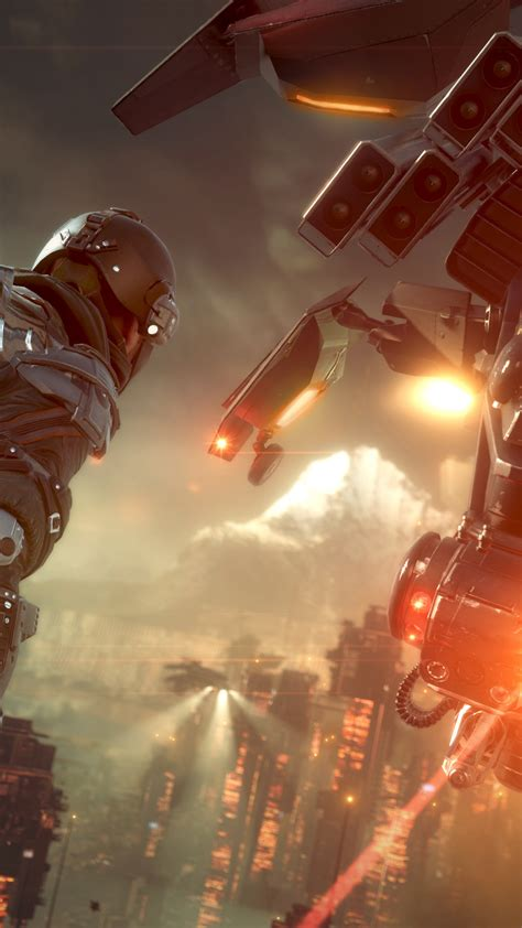 wallpaper killzone shadow fall game shooter soldier