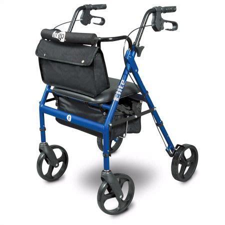 walker seat elite rollator hugo bag saddle elderly rest walkers backrest portable bags seniors mobile adjustable adult foldable