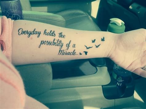 quote  flying birds representing family tattoo  kids pinterest family tattoos