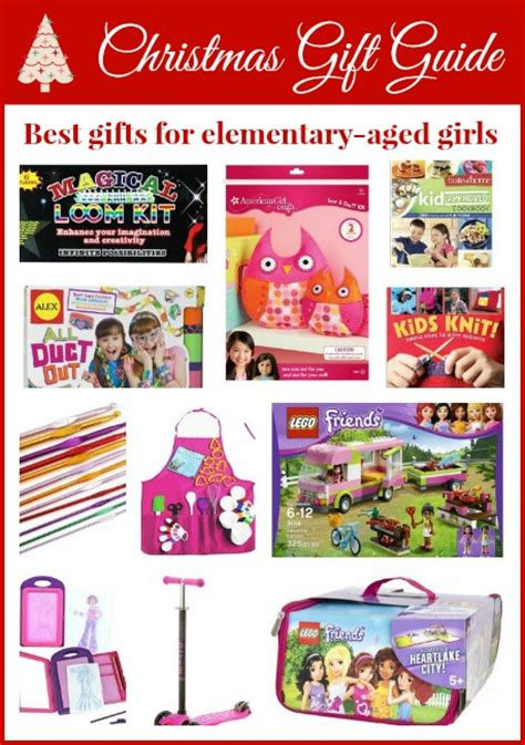 best gifts for elementary aged girls ages 6 12