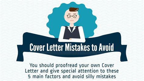 cover letter mistakes 5 common cover letter mistakes to avoid infographic 21135 | Cover Letter
