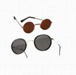 Lunette Soleil Ronde Homme : lunettes rondes paul joe lunettes rondes homme vue lunette ~ Nature-et-papiers.com Idées de Décoration