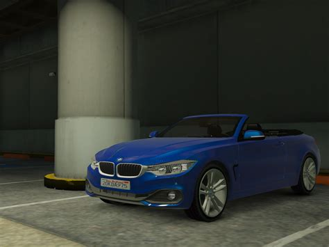Bmw 435i F32 Convertible [replace]