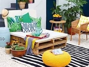 Cloturer Son Jardin Pas Cher : meubler son jardin sans se ruiner cocon d co vie nomade ~ Melissatoandfro.com Idées de Décoration