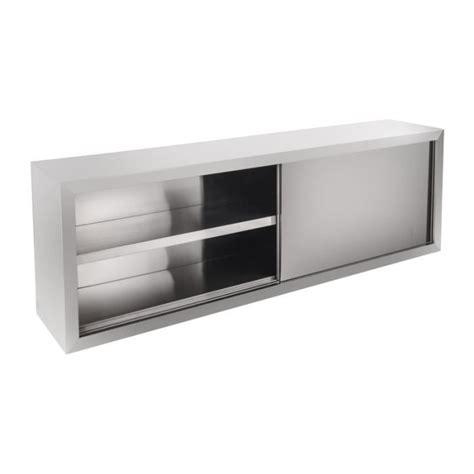 meuble inox cuisine pro meuble haut cuisine inox achat vente meuble haut