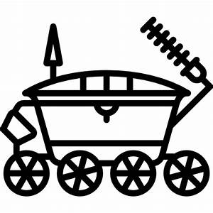 Moon rover - Free transport icons