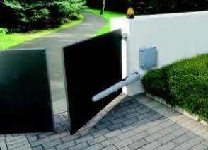 Motorisation A Verin : motorisation de portail v rin par temps froid habitat ~ Premium-room.com Idées de Décoration