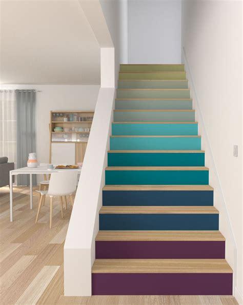deco salon    peignait les escaliers moltodeco