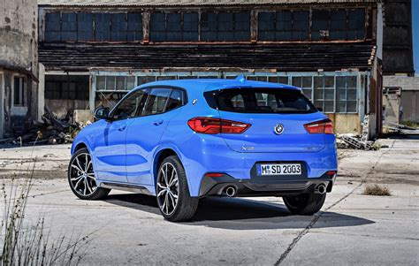 2018 Bmw X2 Priced At $39,395  The Torque Report