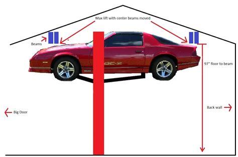 Eagle Global Mtp9f 2 Post Car Lift