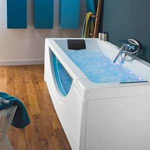 Baignoire Pour 2 : baignoire castorama ~ Edinachiropracticcenter.com Idées de Décoration