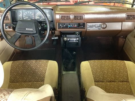 85 Toyotum Interior by Technical Driver S Mint 85 Sr5 W 57k
