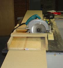 14 Circular Saw Jig Plans Crosscut Jigs, Ripping Jigs And