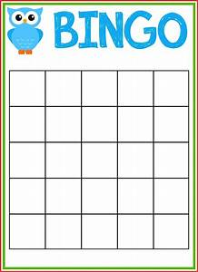comfortable custom bingo template gallery documentation With kids bingo template