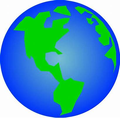 Earth Globe Global Planet Graphic Continents Vector