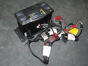 New Minn Kota Mk460d 4 Bank On Board Boat Battery Charger