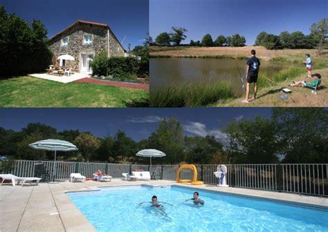 gites avec piscine chauff 233 e 224 l 233 nergie solaire en vend 233 e