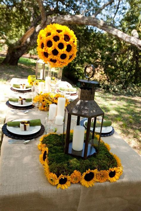 46 best images about Sunflower Wedding Inspiration on