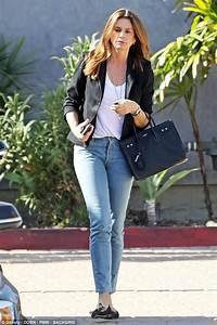 Cindy Crawford dons black 'Love' blazer in Malibu | Daily ...