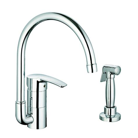 Single Handle Kitchen Faucet Cartridge by Eurostyle Single Handle Side Sprayer Kitchen Faucet In