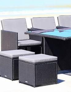 Rattan Sitzgruppe Günstig : gartenm bel 4er rattan lounge sitzgruppe g nstig kaufen asviva ~ Indierocktalk.com Haus und Dekorationen