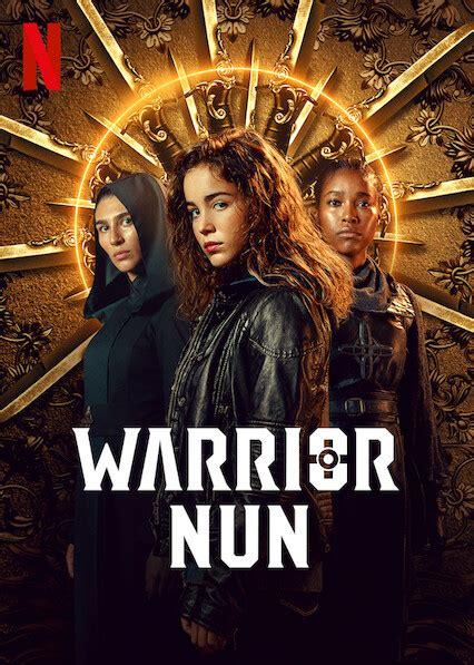 nun warrior poster wiki