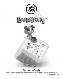Leapfrog Leapstory Scout Daytime And Bedtime Story Reading