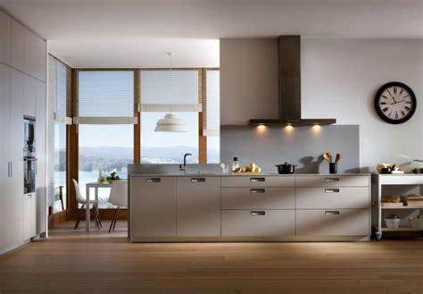 modele de cuisine avec ilot cuisine taupe 51 suggestions charmantes et très tendance