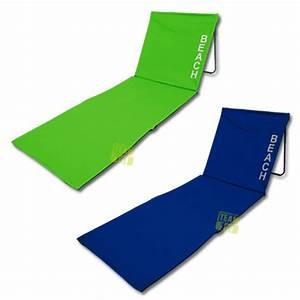 Strandmatte Mit Rückenlehne : zwei faltbare strandmatten mit r ckenlehne blau gr n ~ A.2002-acura-tl-radio.info Haus und Dekorationen