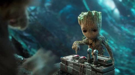 Guardians Of The Galaxy Vol 2 Baby Groot Wallpaper 11625