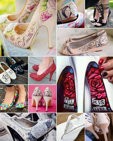 diy wedding shoes ideas kick it up a notch diy shoes south africa wedding blog