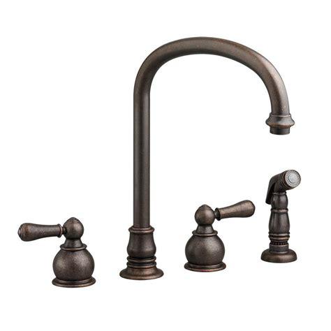 standard kitchen faucet leaking standard hton 2 handle standard kitchen faucet