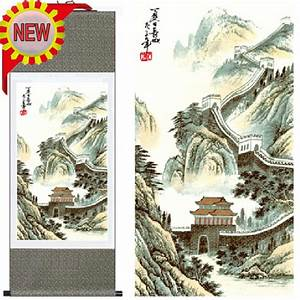 Aliexpress.com : Buy Traditional Chinese Landscape Wall ...
