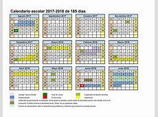 SEP publica calendario escolar para ciclo 20172018