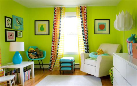 Green Living Room Paint Colors