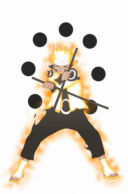 Naruto Mode Senjutsu Uzumaki Rikudou Rikudo Ruyko