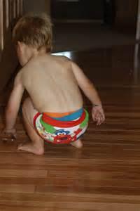 Little Boys Wearing Briefs