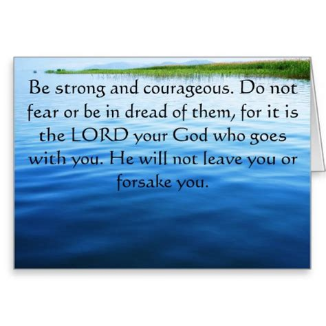 Bible Quotes About Courage Quotesgram