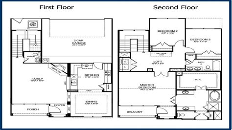 2 floor plans 2 master bedroom 2 3 bedroom floor plans 2