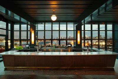 Rooftop Bars Restaurants Design | Architectural Digest