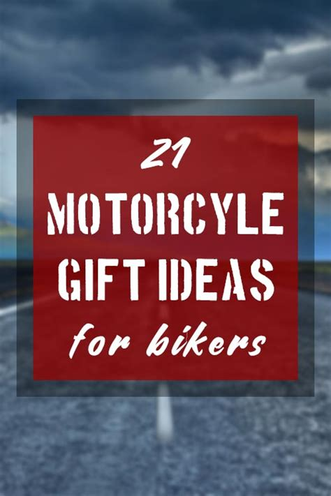 Gifts For Motorcycle Enthusiast by 21 Motorcycle Gift Ideas For Bikers All Gifts Considered
