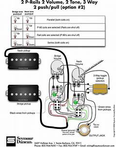 Wiring Diagrams Seymour Duncan     Automanualparts Com  Wiring