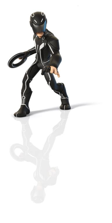 travel the grid as makes its way to disney infinity