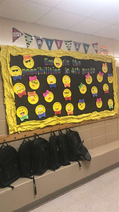 easter decorations to emoji bulletin board back to door bulletin board