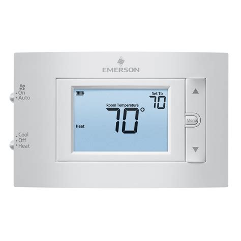 Best Thermostats by Best In Home Nonprogrammable Thermostats Helpful