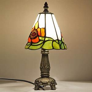 Make, Romantic, Atmosphere, With, Small, Table, Lamp