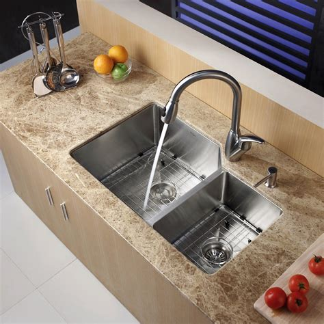 how to choose kitchen sink undermount kitchen sink ideal the decoras jchansdesigns 7211